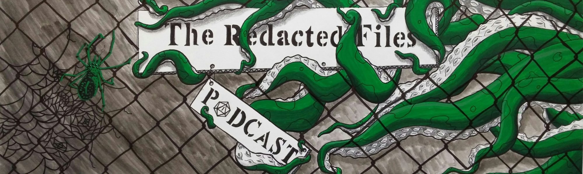 The Redacted Files Podcast