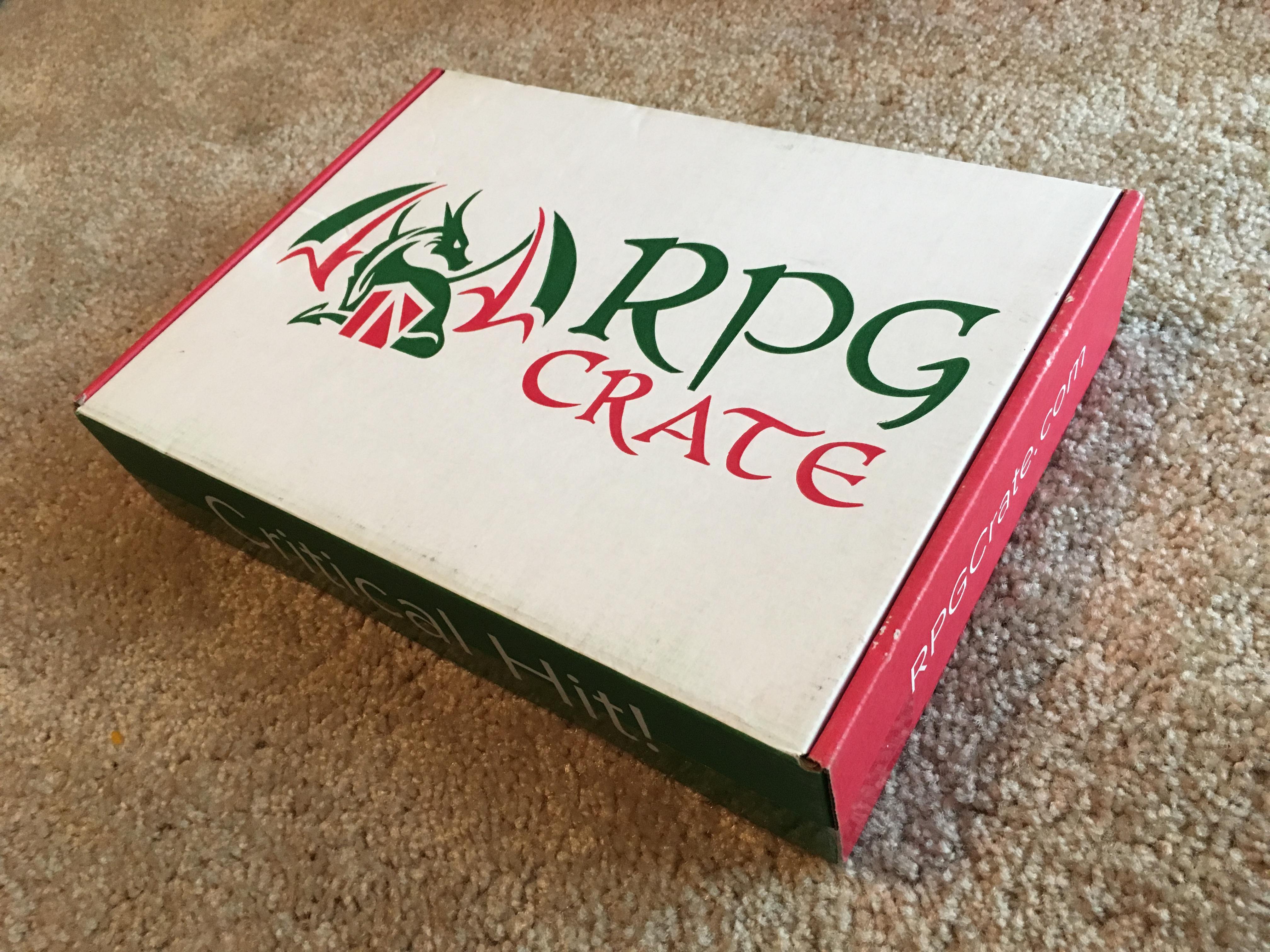 RPG Crate Box
